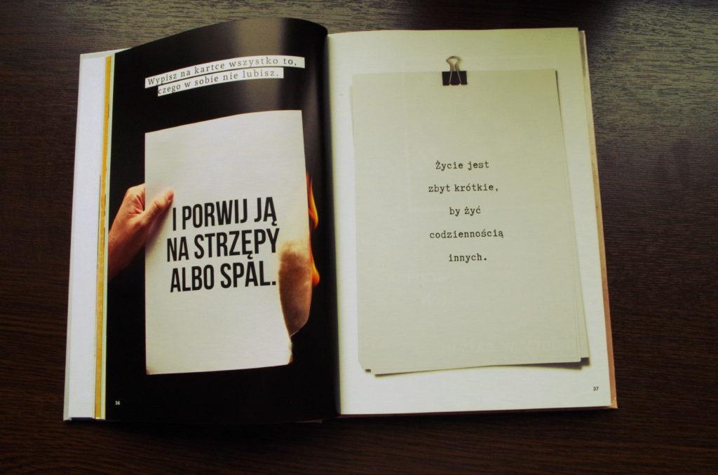 myślnik książka