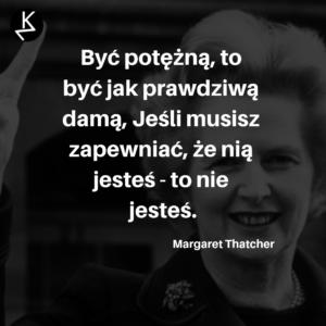 Cytaty Kobiet Margaret Thatcher