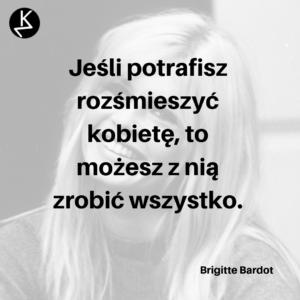 Cytaty kobiet Brigitte Bardot