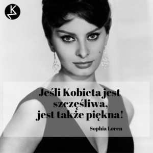 cytaty Kobiet Sophia Loren